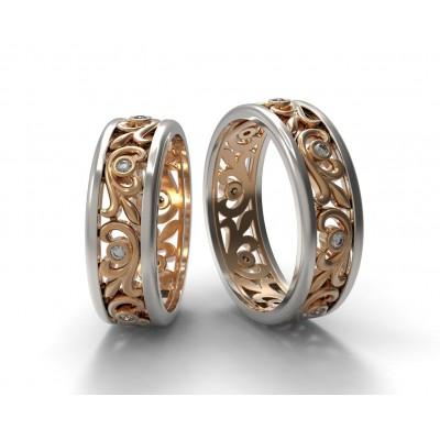 Восковка кольцо 7852