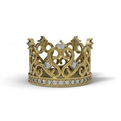 Восковка корона 7862