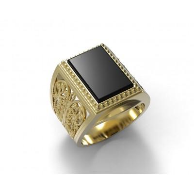 Восковка кольцо 7863