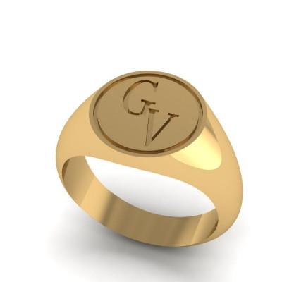 Восковка кольцо 7864