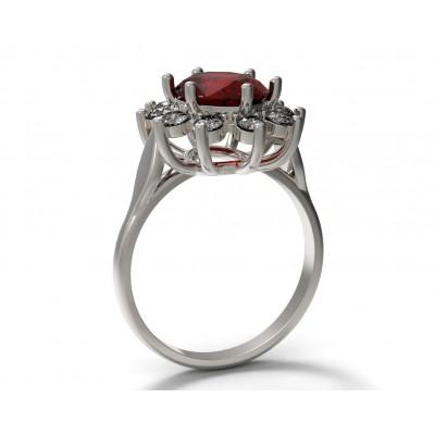 Восковка кольцо 7869