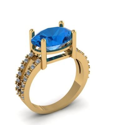 Восковка кольцо 7874