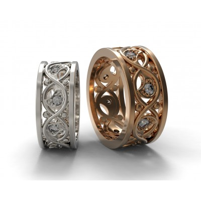 Восковка кольцо 7909