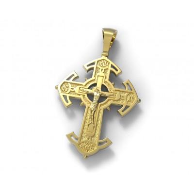 Восковка крест 7912
