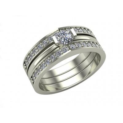 Восковка кольцо 7913