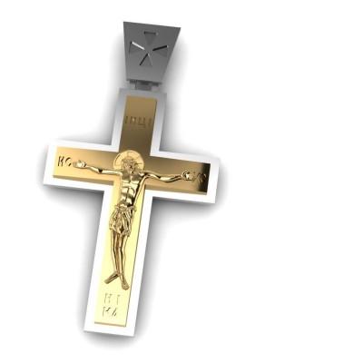 Восковка крест 7929