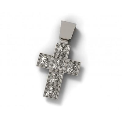 Восковка крест 7932