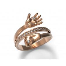 Восковка кольцо 7937