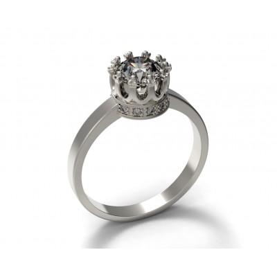 Восковка кольцо 7944