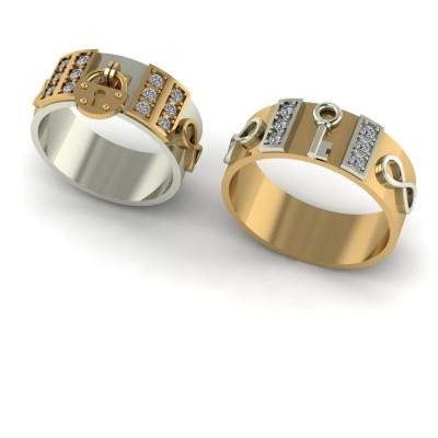 Восковка кольцо 7955