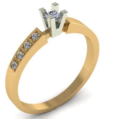 Восковка кольцо 7964