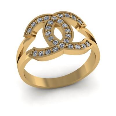 Восковка кольцо 7972