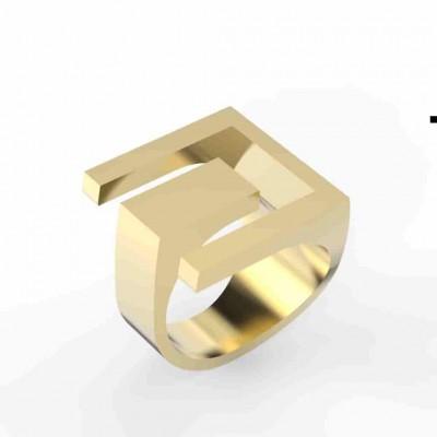 Восковка кольцо 7980