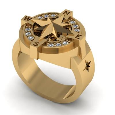 Восковка кольцо 8008