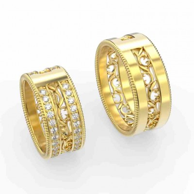 Восковка кольцо 8015