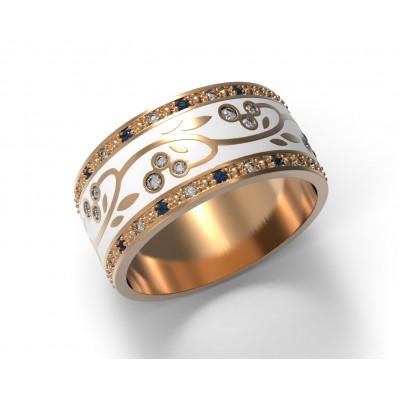 Восковка кольцо 8020