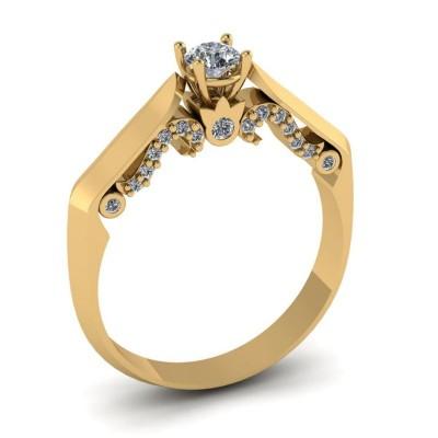 Восковка кольцо 8041