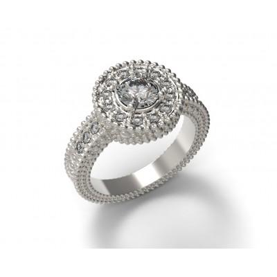 Восковка кольцо 8052