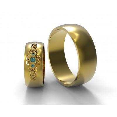 Восковка кольцо 8061