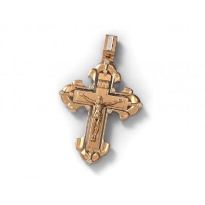 Восковка крест 8062