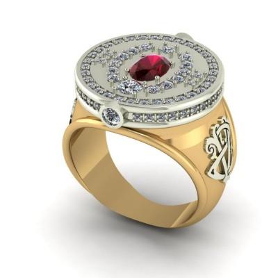 Восковка кольцо 8065