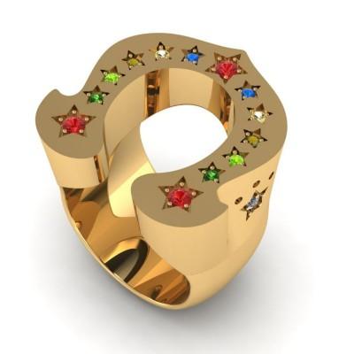 Восковка кольцо 8103