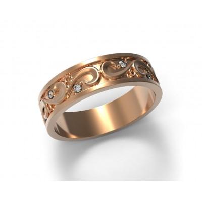 Восковка кольцо 8114