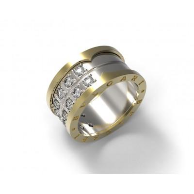 Восковка кольцо 8119