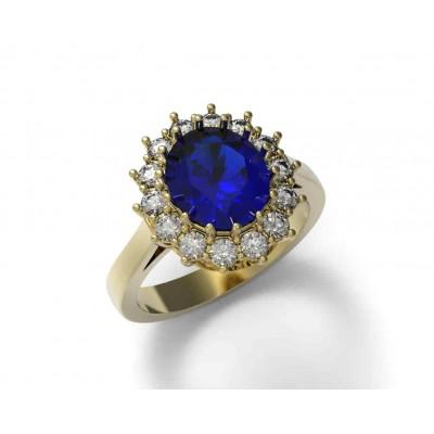 Восковка кольцо 8121