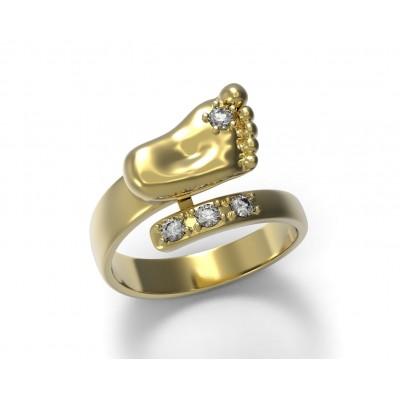 Восковка кольцо 8156