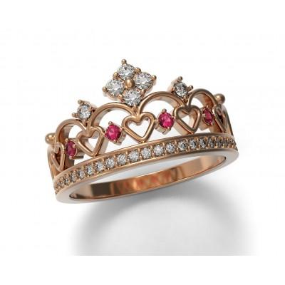 Восковка корона 8162