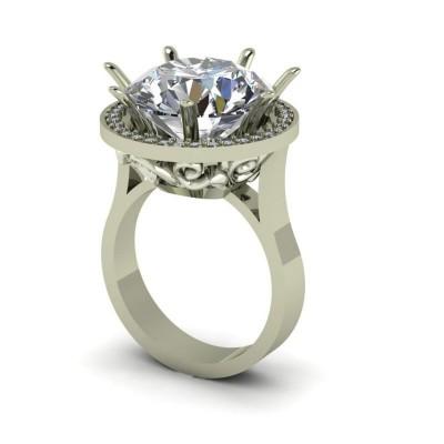 Восковка кольцо 8169