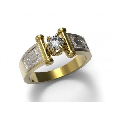 Восковка кольцо 8182