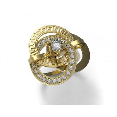 Восковка кольцо 8231