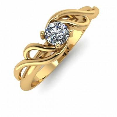 Восковка кольцо 8267