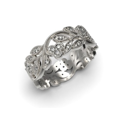 Восковка кольцо 8306
