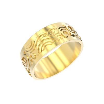 Восковка кольцо 8348