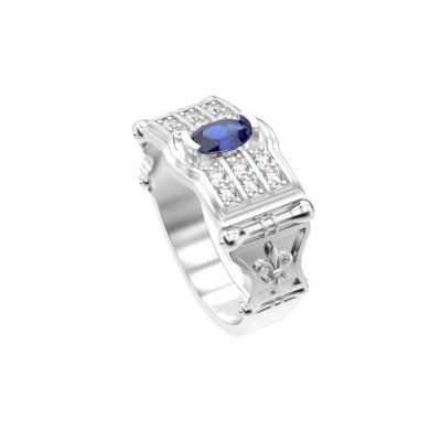 Восковка кольцо 8356