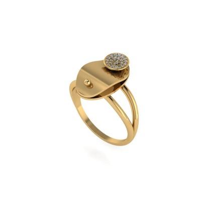 Восковка кольцо 8362