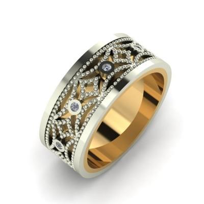 Восковка кольцо 8364