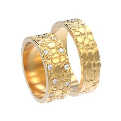 Восковка кольцо 8369