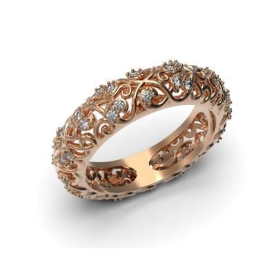 Восковка кольцо 8372
