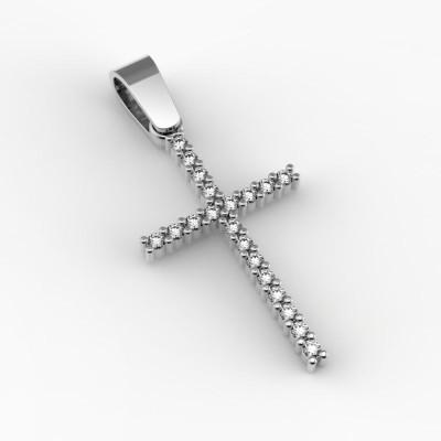 Восковка крест 8374