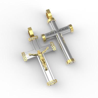 Восковка крест 8379