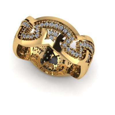 Восковка кольцо 8381