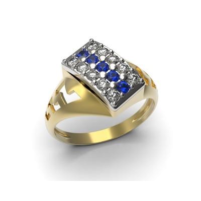 Восковка кольцо 8397