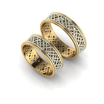 Восковка кольцо 8407