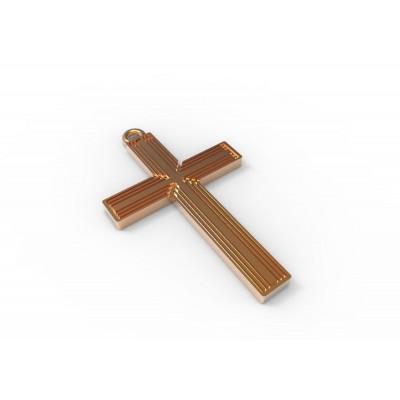 Восковка крест 8411
