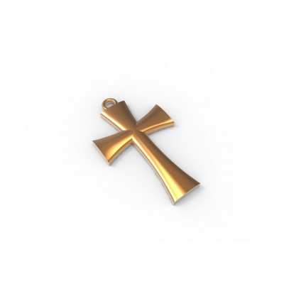 Восковка крест 8414