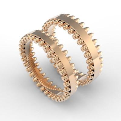 Восковка кольцо 8421